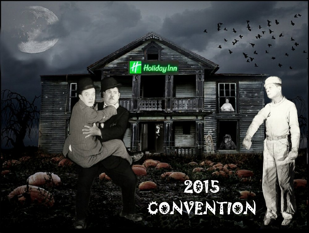 Laurel and Hardy Convention Bristol