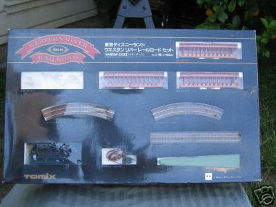 Tomix Disneyland railraod set