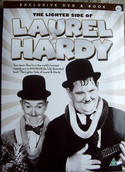 Lighter side of Laurel and Hardy
