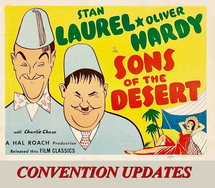 Laurel and Hardy Convention
