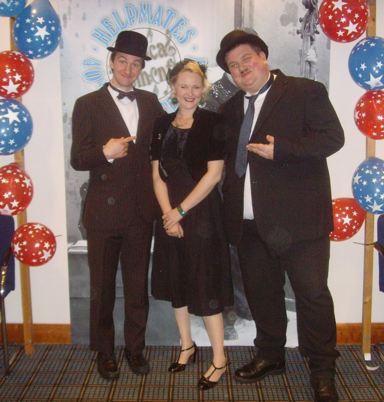 Laurel and Hardy Convention Chatham