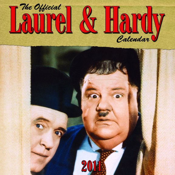 Laurel and Hardy Calendar