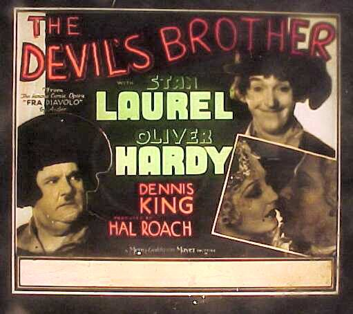 Laurel and Hardy The Devils Brother