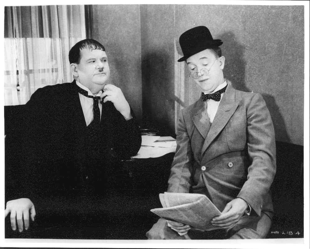 Laurel and Hardy Gallery