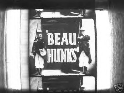 Beau Chumps Laurel and Hardy