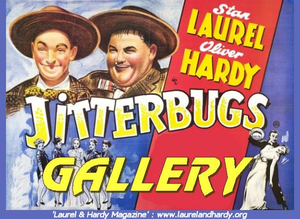 Laurel and Hardy in Jitterbugs