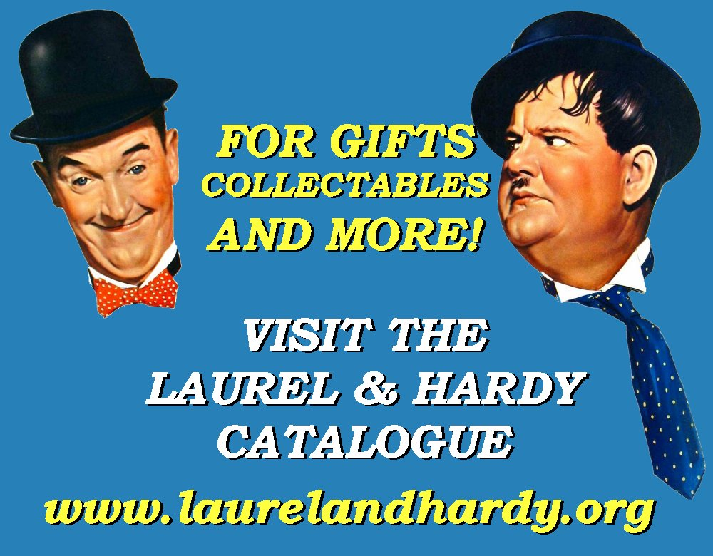 Laurel and Hardy Memorabilia catalogue