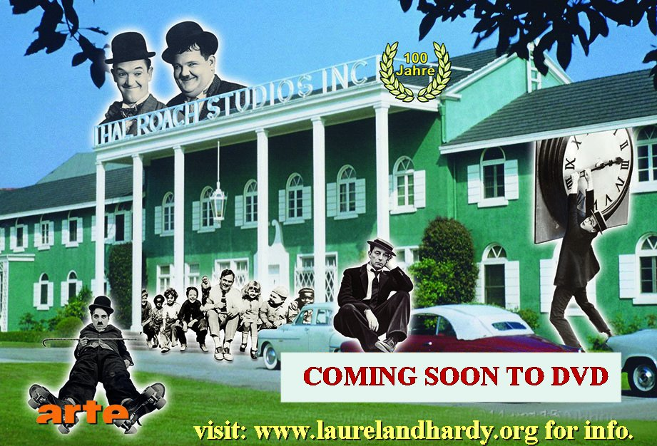 Laurel and Hardy The Hal Roach Studios