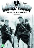 Laurel and Hardy WAY OUT WEST DVD 4