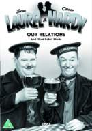 Our Relations Laurel & Hardy DVD 5