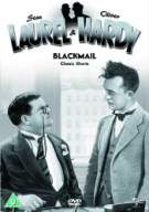 Laurel and Hardy BLACKMAIL DVD 8
