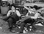Laurel and hardy TEA BREAK Photo Gallery Three