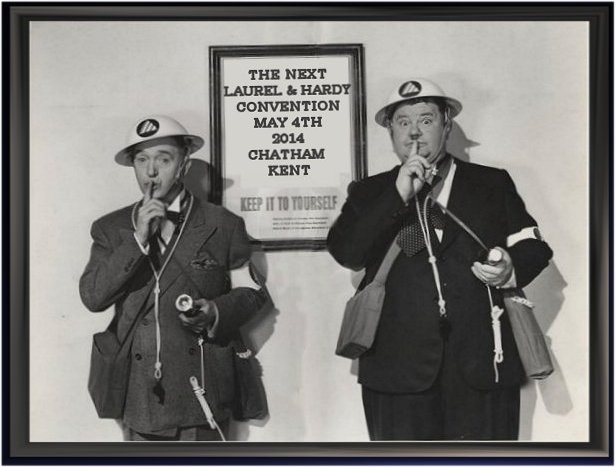 Laurel and Hardy Convention 2012