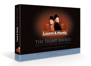 Laurel and Hardy Silents book