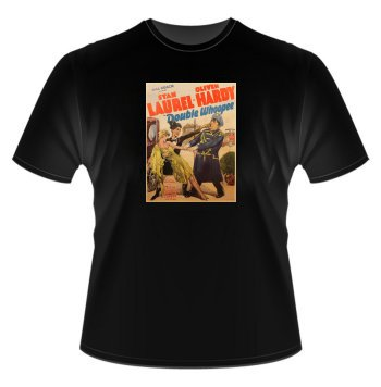 The DOUBLE WHOOPEE Fra Diavolo T shirt