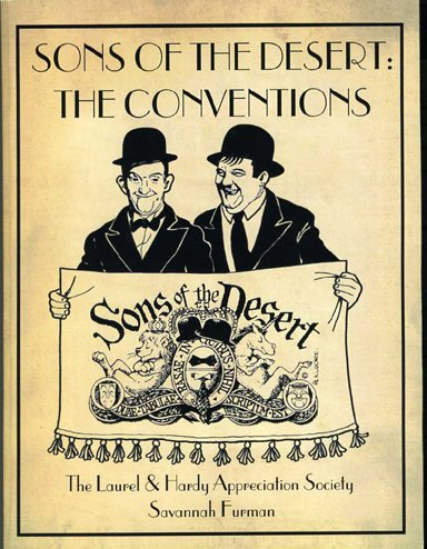 Book Cover Laurel and Hardy Conventions