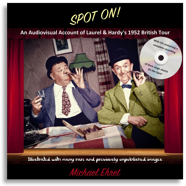 laurel and hardy book