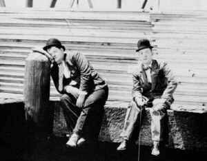Laurel and Hardy Murder Case