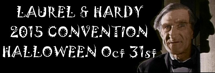 Laurel and Hardy HELPMATES UK convention