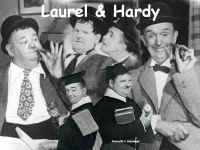 Stan Laurel and Oliver Hardy Photographs