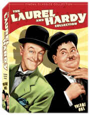 Laurel and Hardy Fox DVD
