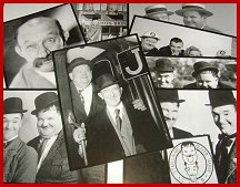 Laurel and Hardy photograph prints photos